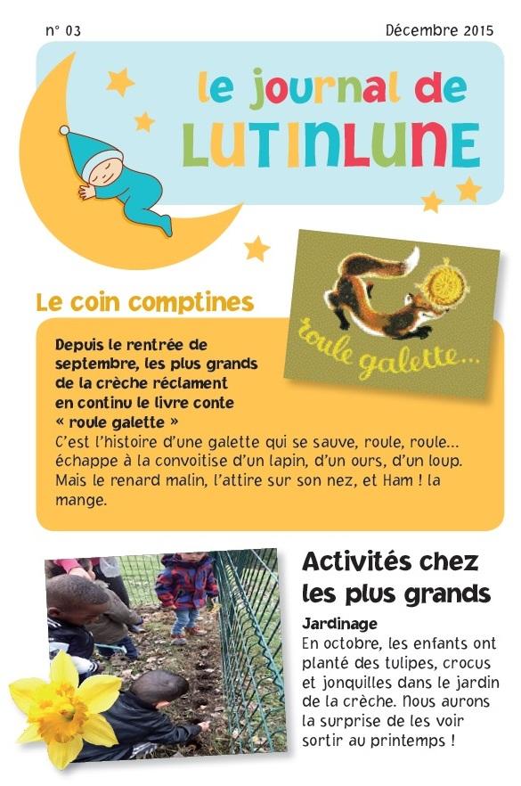Journal n°3 Lutinlune