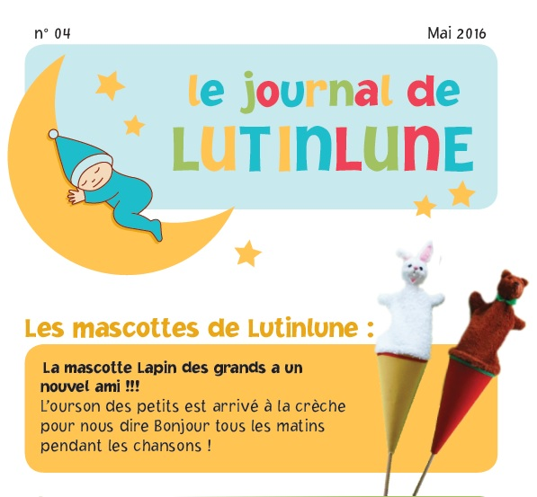 Journal n°4 Lutinlune
