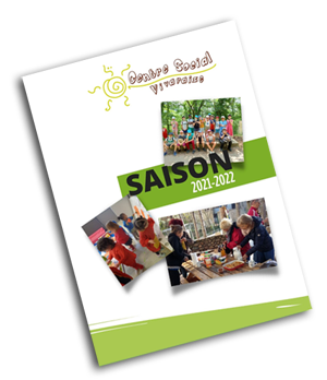 Programme 2021 Centre Social Vivaraize